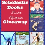 Celebrating the Olympics Scholastic Gold Medal Book List Giveaway