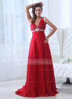 JenJenHouse Burgundy Dress