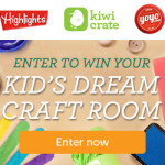 Celebrate National Crafting Month with Kiwi Crate!