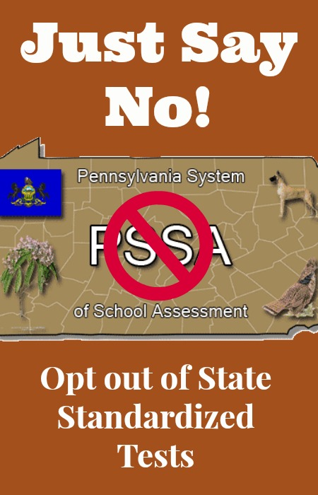 Opt out of the PSSA
