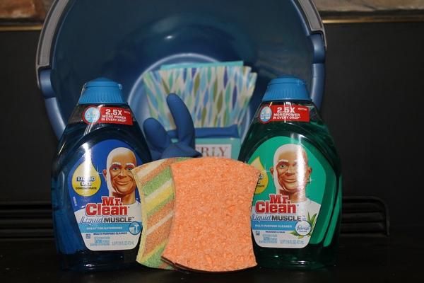 Mr Clean Gift Set
