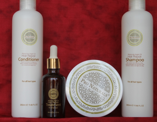 Pro Naturals Hair Care System