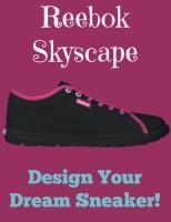 Reebok Skyscape Custom Sneakers