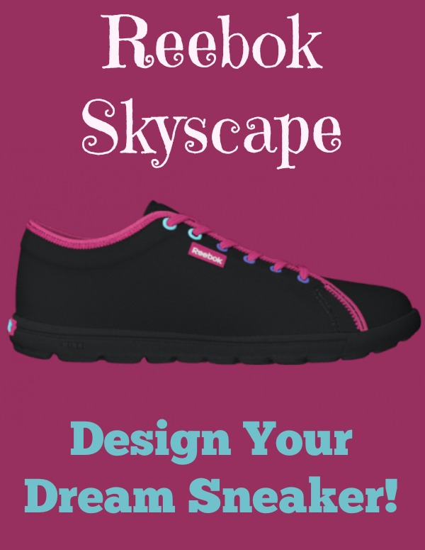 Reebok Skyscape Custom Sneakers
