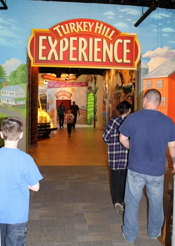 Turkey Hill Experience Entrance