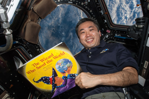 Story Time from Space: An Out-of-This-World Literacy Experience