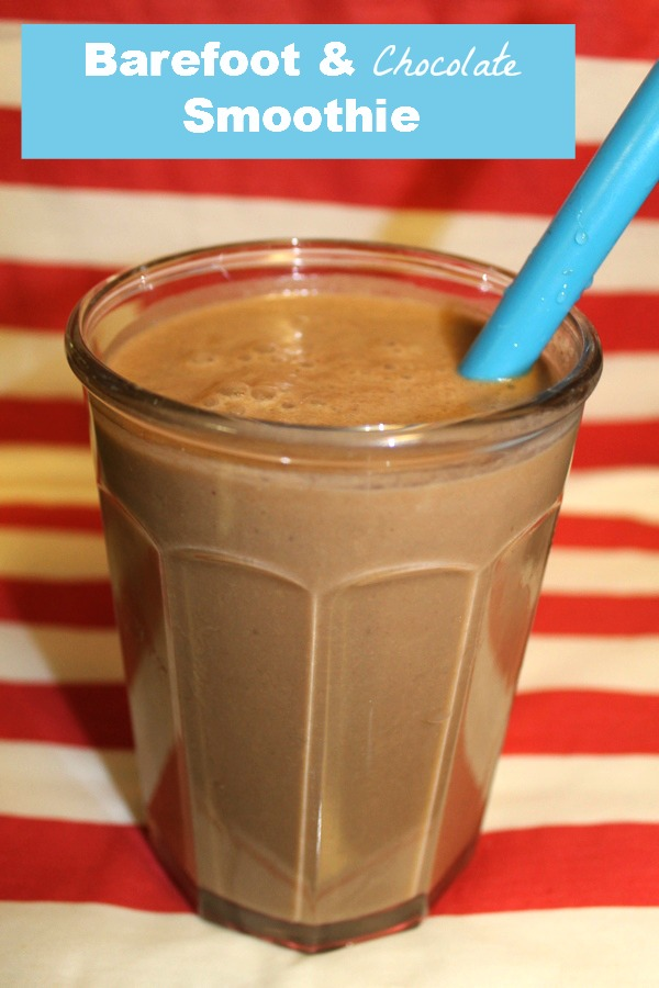 Barefoot & Chocolate Smoothie