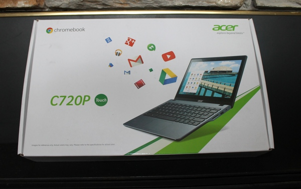 Acer C720P Chromebook: Perfect for Your Connected Kid!