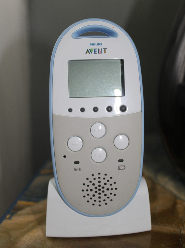 Philips Avent DECT Monitor: Perfect for on-the-go moms