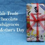 Indulge Mom with Fair Trade Chocolate Goodness + Delicious Smoothie Recipe