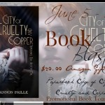 City of Cruelty and Copper Book Blast: $20 Amazon Gift Card Giveaway