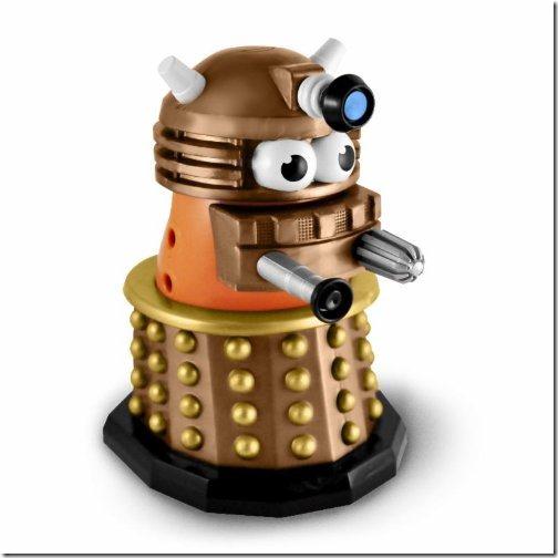 Dalek Potato Head