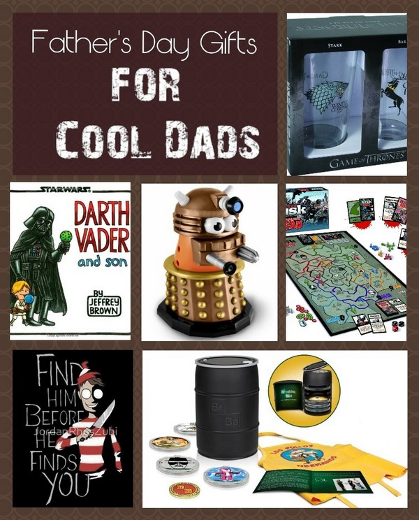 Father S Day Gift Guide Gadgets Books: Father's Day Gift Ideas For Cool Dads