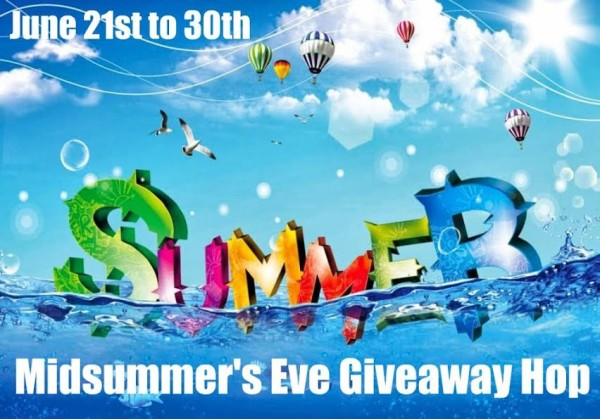 Enter for a chance to win a $20 Amazon Gift Card in the Midsummer's Eve giveaway on Pretty Opinionated