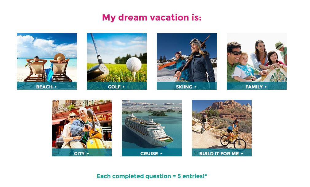 Plan Your Dream Vacation with #RCIDreamVacay