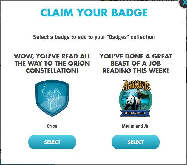 SSRC Badges