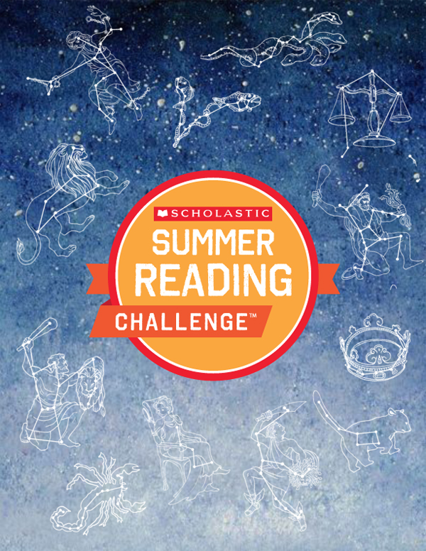 Kicking off Our Scholastic Summer Reading Challenge