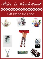 Coolest Alice in Wonderland Gift Ideas | PrettyOpinionated.com