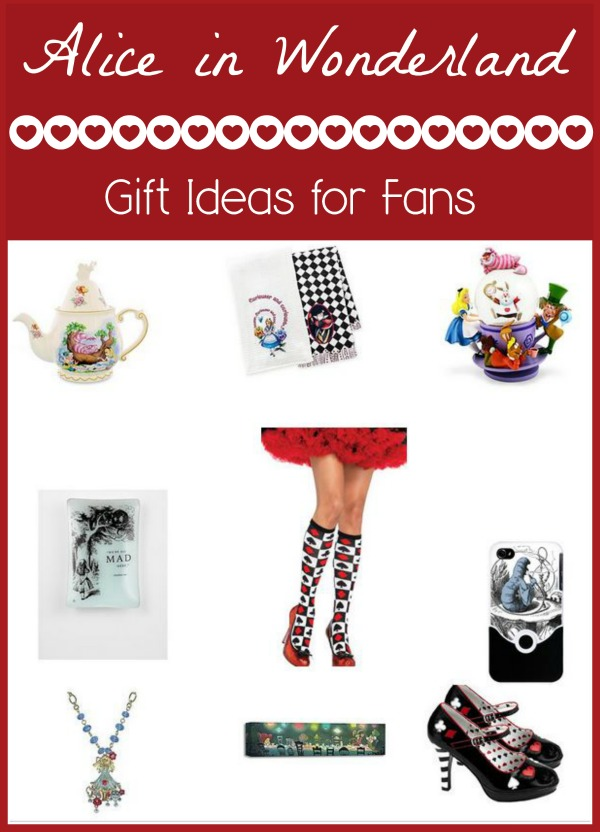 Coolest Alice in Wonderland Gifts| PrettyOpinionated.com