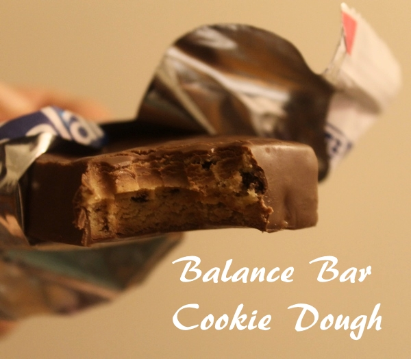 Join the Balance Bar Summer Shape Up & Get Fit Deliciously! | Balance Bar Cookie Dough Bar