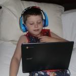 Preventing Summer Slide with Acer C720P  Chromebook #IntelChrome