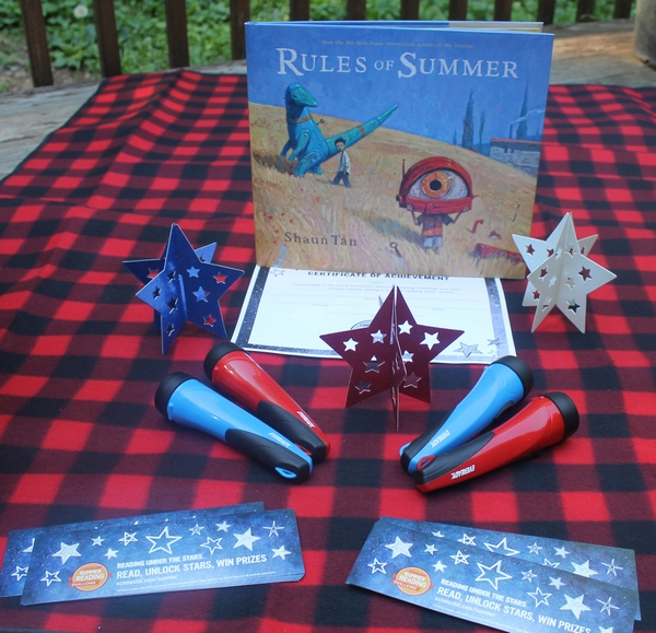 Summer Reading Under the Stars Party Kit