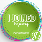 I Joined the Miracle Marathon Journey to Help Kids, and So Can You! #MiracleMarathon