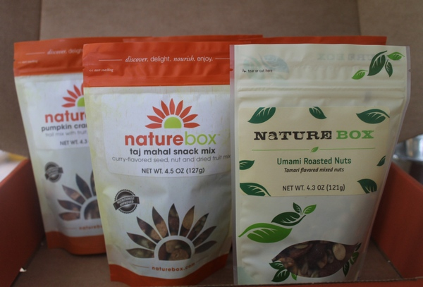 Celebrate National Trail Mix Day with NatureBox Goodies!