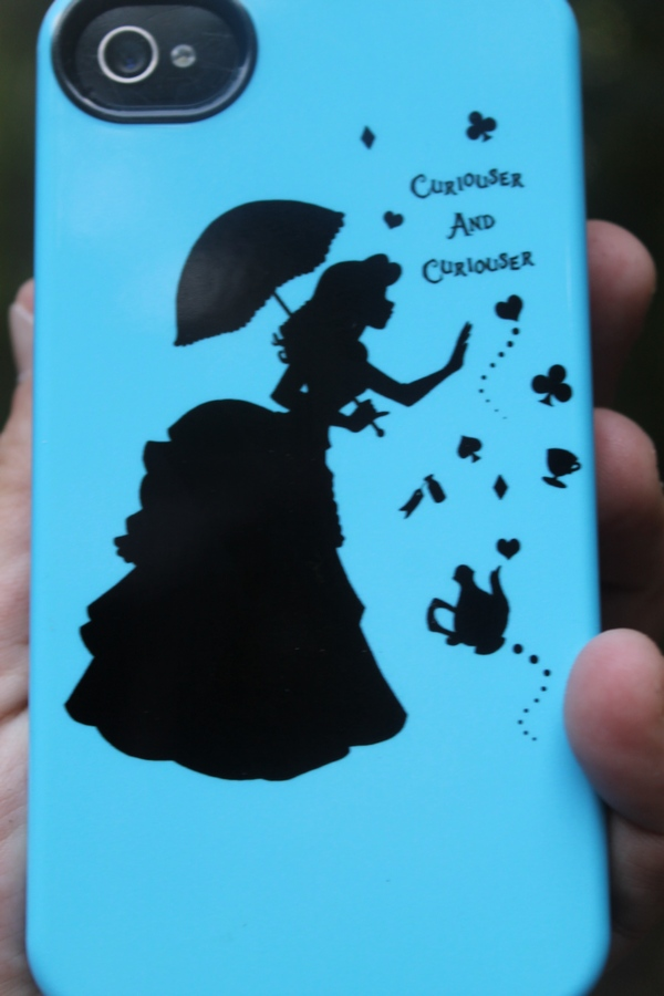 Take RedBubble to College for the Coolest Dorm Room Around |Redbubble Alice iPhone Case