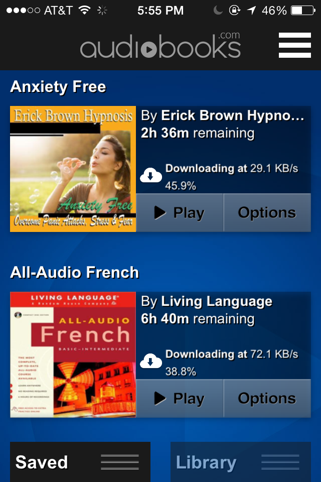 Audiobooks 1