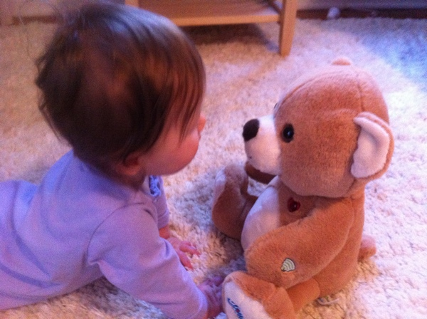 Send Cuddly Love to Faraway Family with Cloud Pets Teddy!
