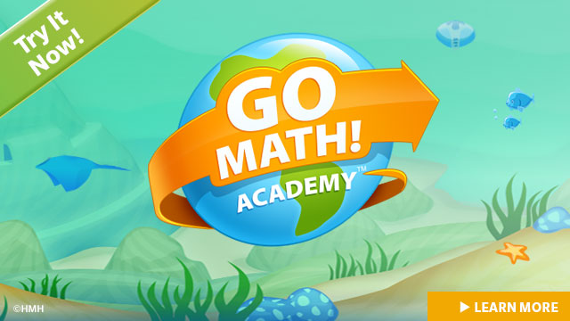 Go Math! Academy Makes Math Easy for Kids AND Parents ! #HMHAcademy