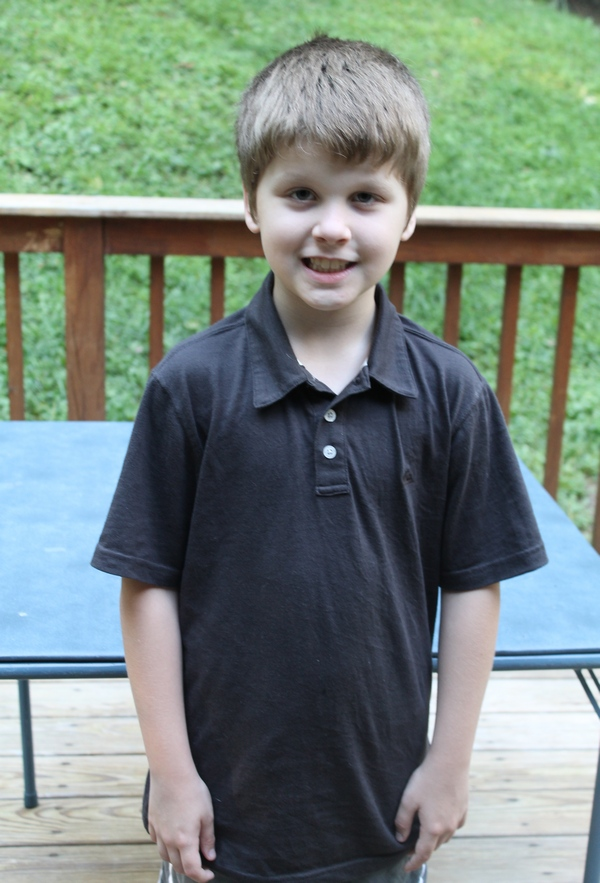 My Son Went Back to School in Style with Zappos! #ZapposStyle