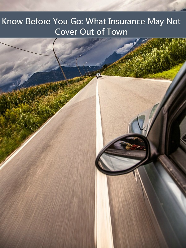 What Insurance May Not Cover in an Out of Town Accident