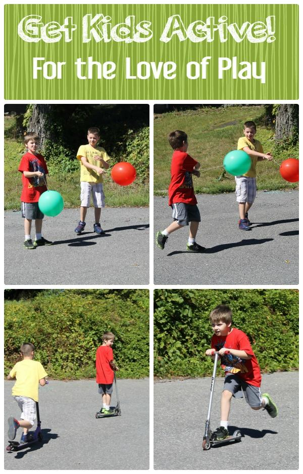For the Love of Play: One Super Easy Way to Get Kids Active | PrettyOpinionated.com