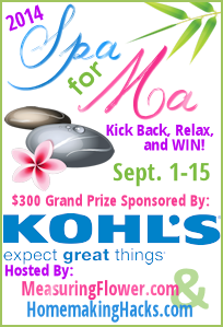 Spa For Ma Giveaway Event: $75 NOVICA Gift Card Giveaway #Spa4Ma