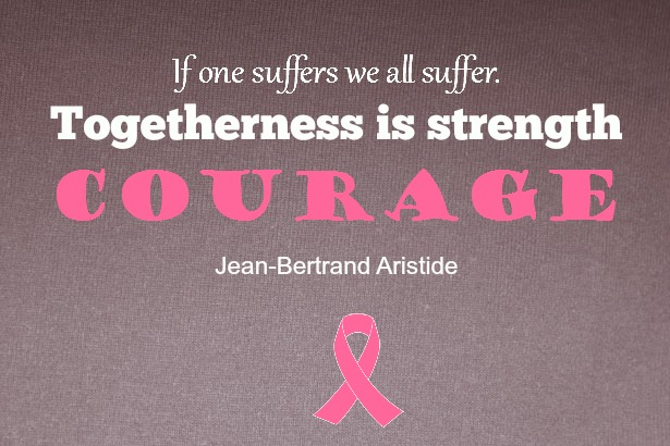 We're Stronger Together: Stand Against Breast Cancer with Estée Lauder #BCAstrength