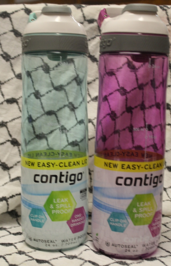 Stay Hydrated with the Contigo AUTOSEAL® Cortland Water Bottle