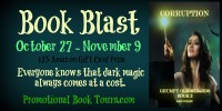 Corruption Book Blast: $25 Amazon Gift Card Giveaway