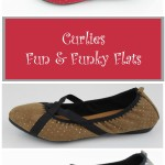Gifts for Her: Curlies Comfy, Funky Flats