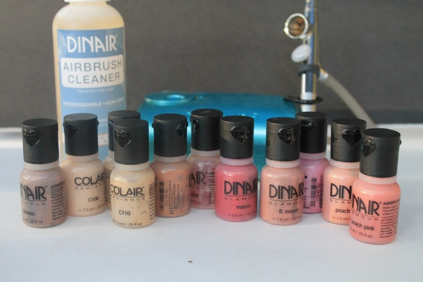 Get the Airbrushed Look at Home with Dinair!