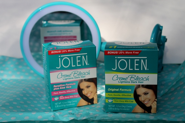 Go Confidently in that Strapless Dress with Jolen Creme Bleach #GoConfidently