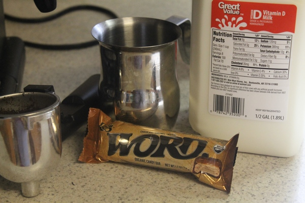 Legit Halloween Candy Bar Latte Ingredients