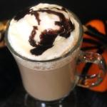 Halloween Candy Bar Latte Recipe with Legit Organic