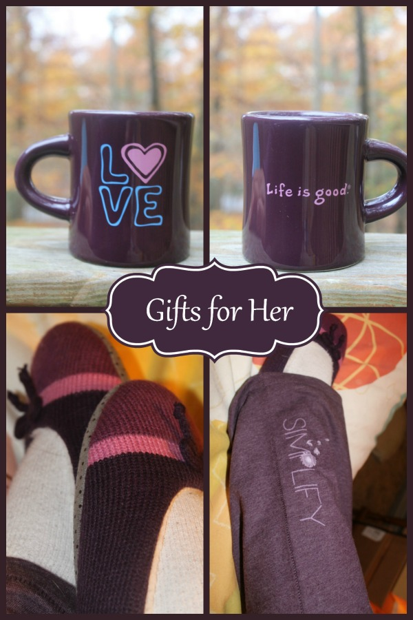 Life is good: Pajama Tradition Gift Ideas for Her