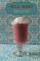 Mega Berry Smoothie Recipe