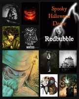 Find the Best Spooky Halloween Decor at Redbubble