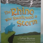 Help Kids Heal with The Rhino Who Swallowed a Storm