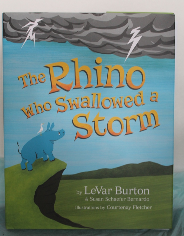 Reading Rainbow's The Rhino Who Swallowed a Storm Helps Kids Heal after Tragedy