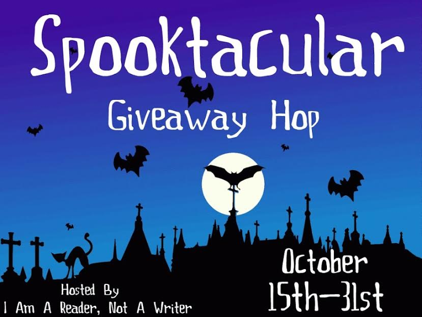 Spooktacular Giveaway Hop: Choice of Book up to $20